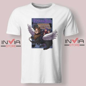 Prison Mike and the Escape from Azkaban Tshirt White