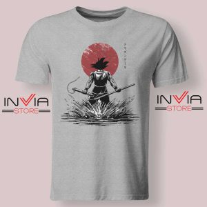 Pure of Heart Warrior Tshirt Grey