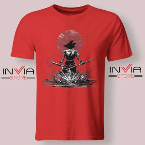 Pure of Heart Warrior Tshirt Red