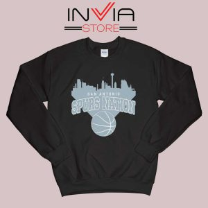San Antonio Spurs Nation Sweatshirt