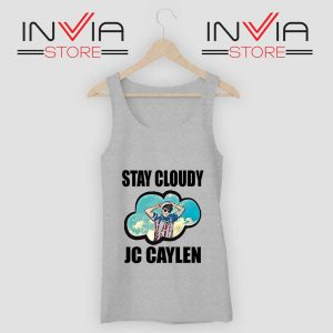 Stay Cloudy Jc Caylen Tank Top Grey