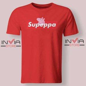 Supeppa Supreme Tshirt Red