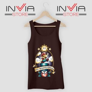 Super Old School Gamer Tank Top