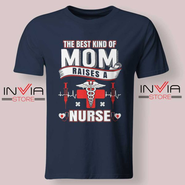 The Best Kind of MOM Tshirt Navy