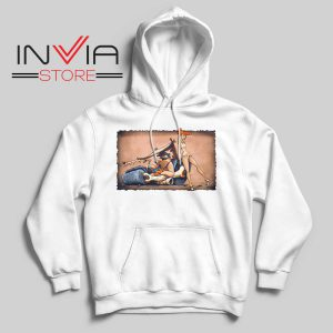 The Flintstones go Lowbrow Hoodie