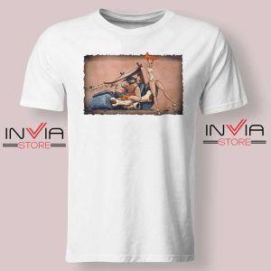 The Flintstones go Lowbrow Tshirt