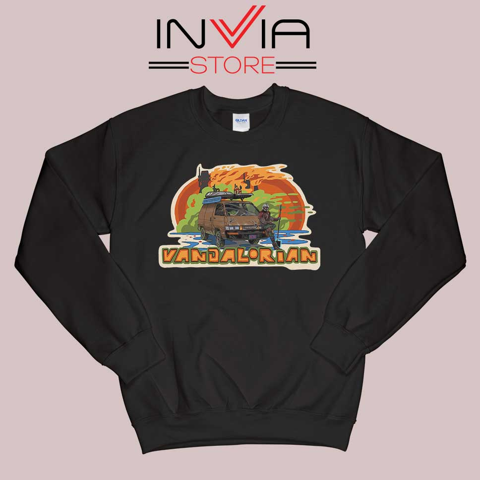 The Vandalorian Mandalorian Sweatshirt