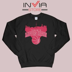 Toronto Raptors Nation Sweatshirt