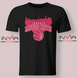 Toronto Raptors Nation Tshirt