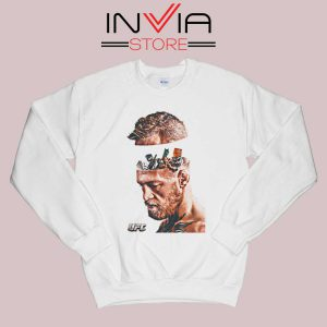 UFC Conor McGregor Head Sweatshirt