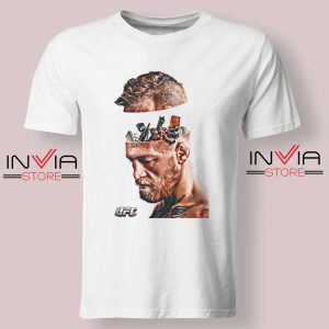 UFC Conor McGregor Head Tshirt