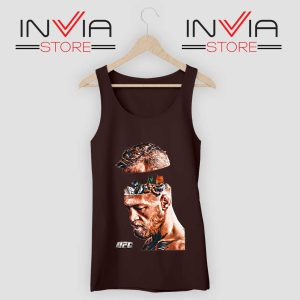 UFC Conor McGregor Tank Top Black