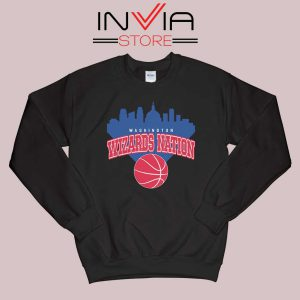 Washington Wizards Nation Sweatshirt