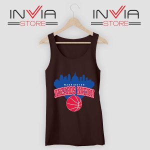 Washington Wizards Nation Tank Top