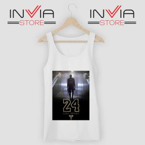 24 Legend Kobe Bryant Gold Tank Top