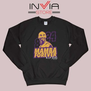 8 and 24 Mamba Forever Sweatshirt