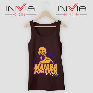 8 and 24 Mamba Forever Tank Top