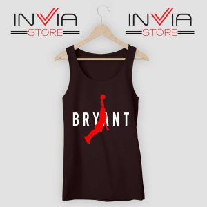 Air Bryant Parody Black Tank Top