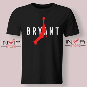 Air Bryant Parody Black Tshirt