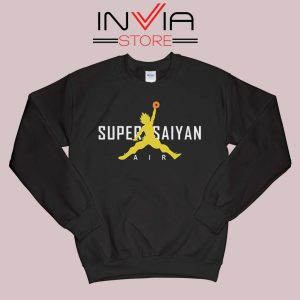 Air Jordan Super Saiyan Sweatshirt