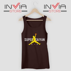 Air Jordan Super Saiyan Tank Top