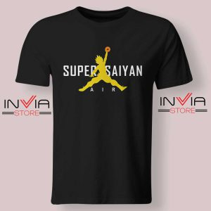 Air Jordan Super Saiyan Tshirt