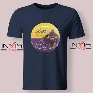 Basket Ball LA Lakers Kobe Tshirt