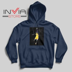 Best Kobe Jump and Dunk Hoodie Navy