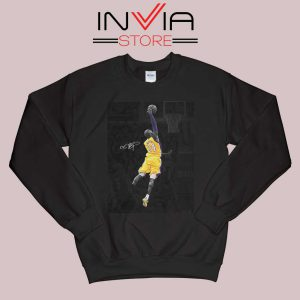 Best Kobe Jump and Dunk Sweatshirt