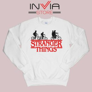 Bicycle Stranger Things Sweatshirt