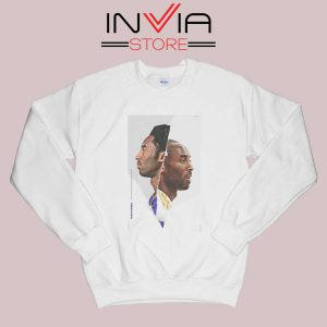 Black Mamba Kobe Face Sweatshirt