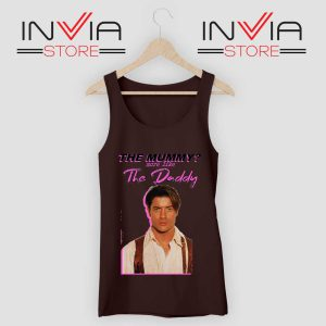 Brendan Fraser The Mummy Black Tank Top