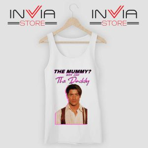 Brendan Fraser The Mummy Tank Top