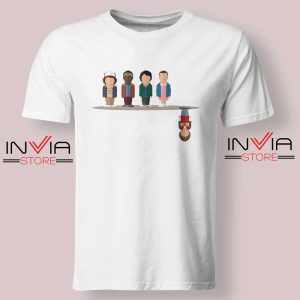 Cartoon The Upside Down Tshirt