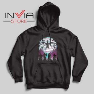 Demogorgon Species Stranger Things Hoodie