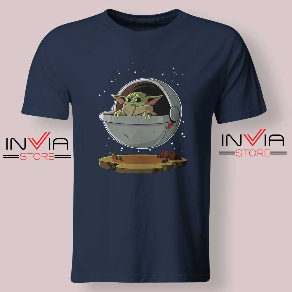 Floating Baby Yoda Tshirt