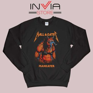 Hall And Oates Metal Beast Sweatshirt