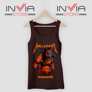 Hall And Oates Metal Beast Tank Top