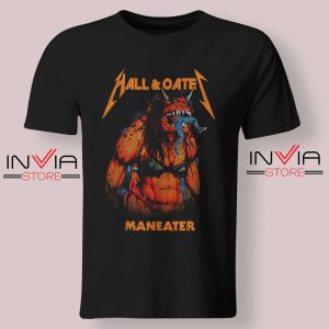 Hall And Oates Metal Beast Tshirt