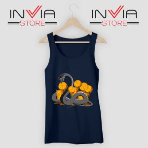 Kobe Basketball Mamba Navy Tank Top