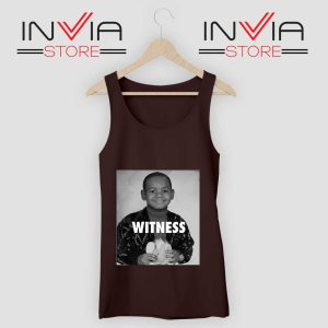 LeBron James Witness Quotes Tank Top
