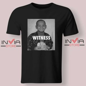 LeBron James Witness Quotes Tshirt