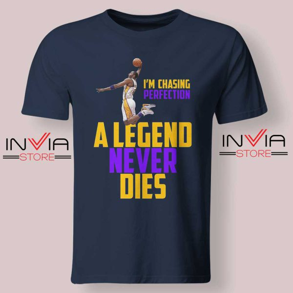 Legend Never Dies Mamba Tshirt