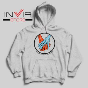 Lovely Lyrics 21 Pilots Grey Hoodie