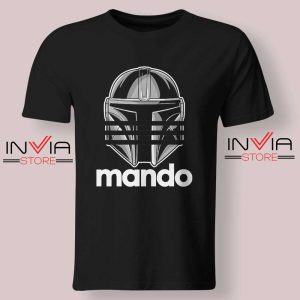 Mando Adidas Stripes Black Tshirts