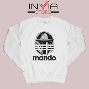 Mando Adidas Stripes Sweatshirt