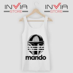 Mando Adidas Stripes Tank Top