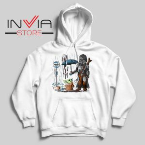 My Neighbor The Child Yoda Hoodie