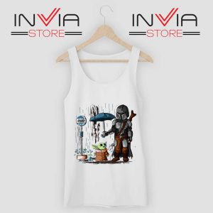 My Neighbor The Child Yoda Tank Top