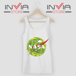 NASA Logo Get Schwifty Tank Top
